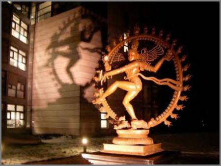 CERN : Shiva