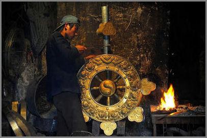 Dharma Wheel 8