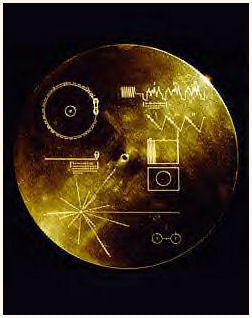 """The Sounds of Earth"" Golden Record : Reverse : Instructions"