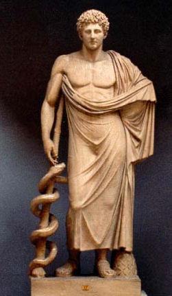Asclepius : Vatican Museum