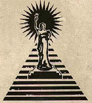 Goddess With Torch : Modern Symbol