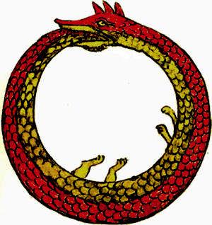 Infinity : Ouroborus Illustration