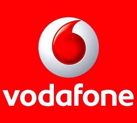 Infinity : Vodafone Logo