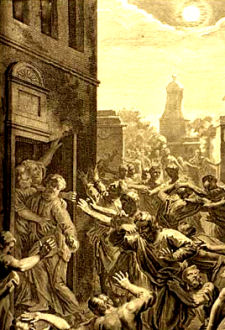 "Men of Sodom Blinded : ""Figures de la Bible"""
