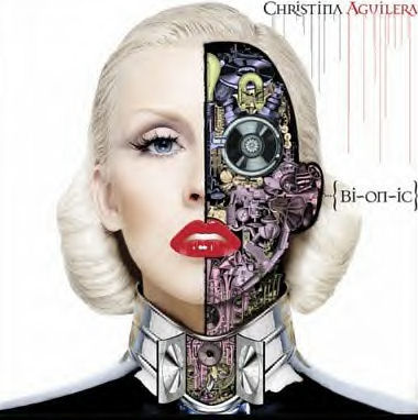 Christina Aguilera : Bionic