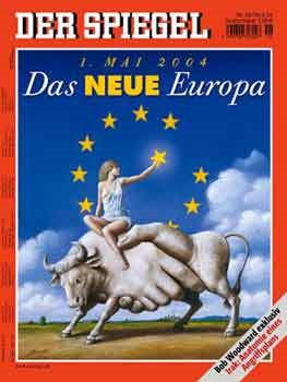 Europa : Der Spiegel Germany, 2004