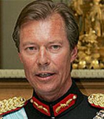 Grand Duke Henri Luxembourg