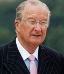 King Albert II Belgium