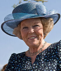 Queen Beatrix Netherlands