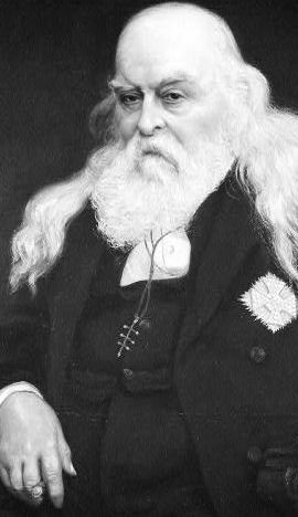 Albert Pike portrait older
