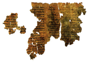 Dead Sea Scrolls Fragments of 1Enoch