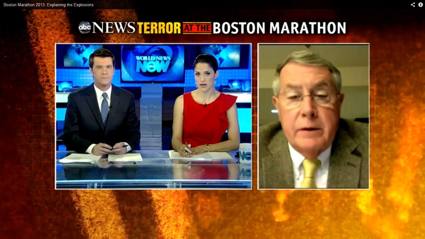 ABC News bomb detective