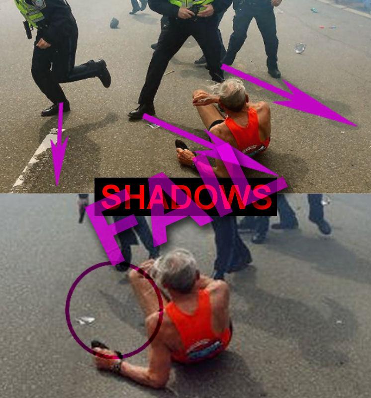 Shadows - FAIL