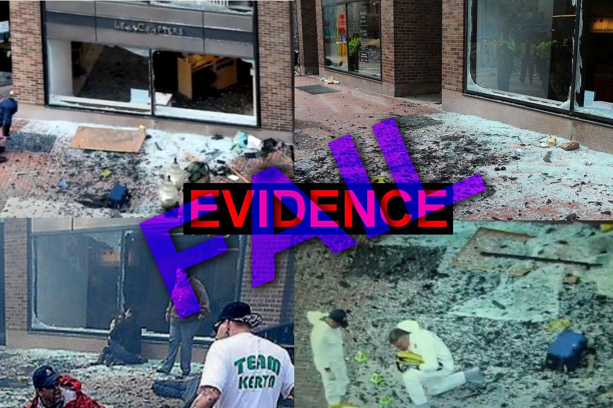 Window Scene - Evidence FAIL